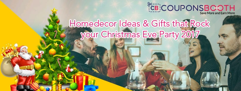 christmas party guide and home decor ideas